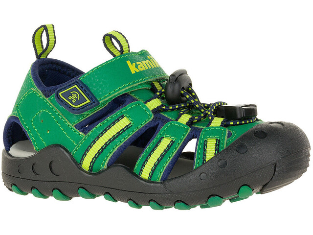 Kamik Crab Sandals Children green